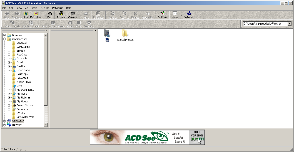 Download ACDSee 3 1 for Windows - OldVersion com